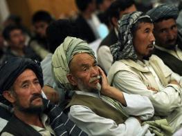 阿富汗第三大种族居然全都